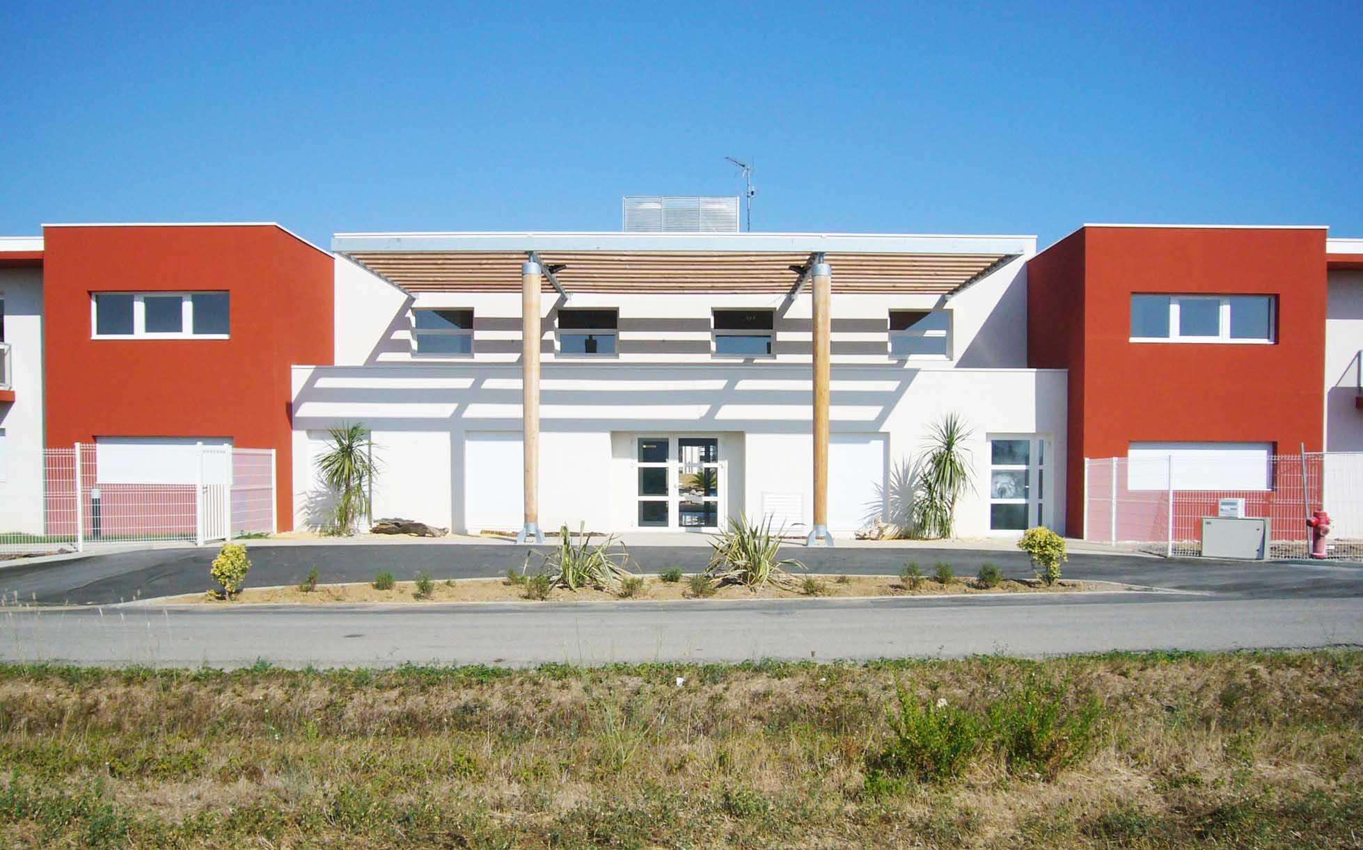 Foyer pour travailleurs d'ESAT Villeneuve les maguelonnes_1