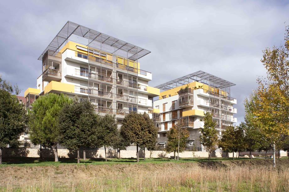 Résidence Milenium  Parc - Architecture Studio - Promotion Nexity