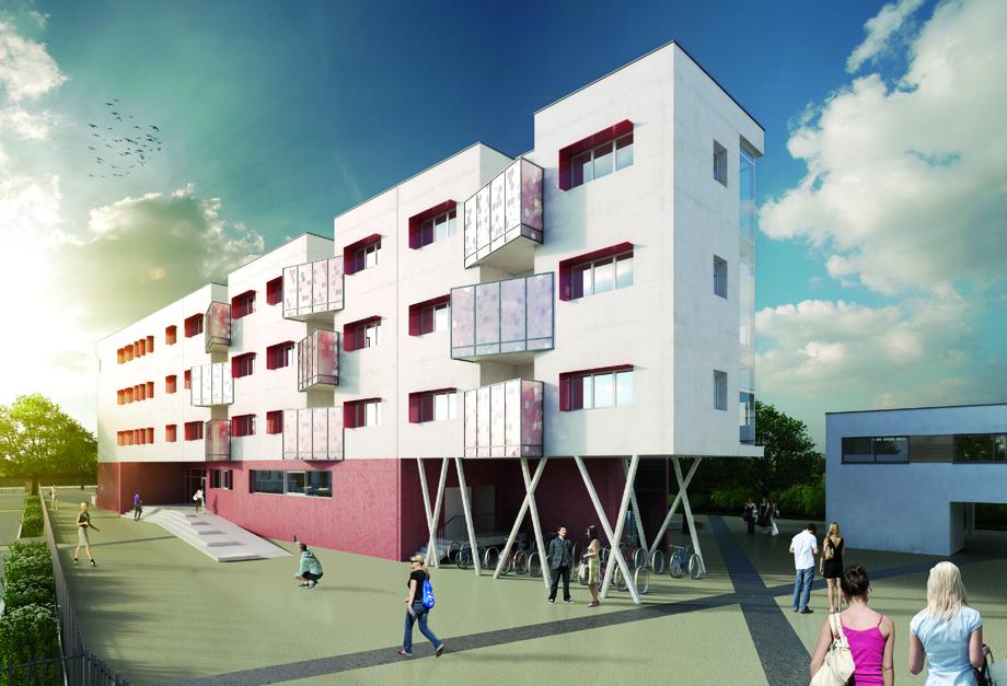 Internat des Lycées Nîmois